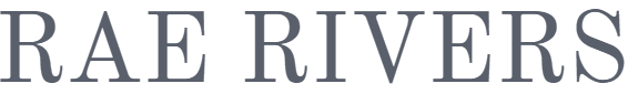 Rae Rivers Retina Logo