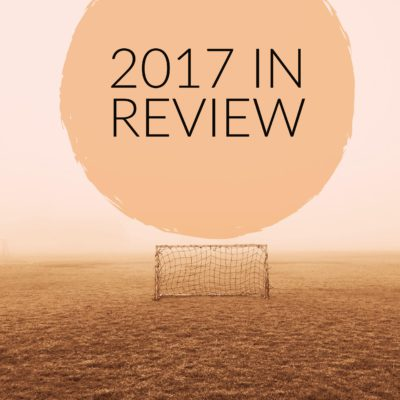 2017 in Review Writing, Goals and News www.raerivers.com