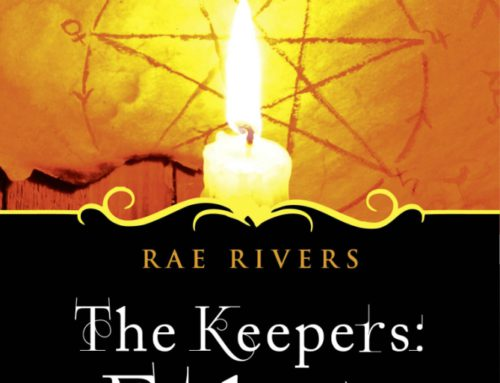 Release Day for The Keepers: Ethan!