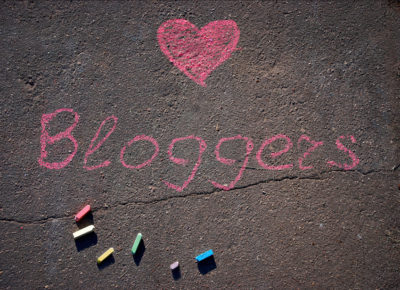 Wednesday Guest Post - Bloggers - www.raerivers.com